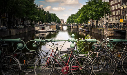 Studijuok Olandijoje!