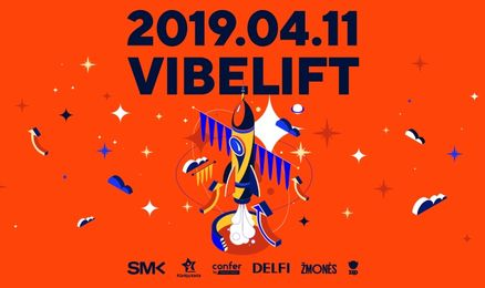 Aplankyk Kastu stendą Vibelift festivalyje!