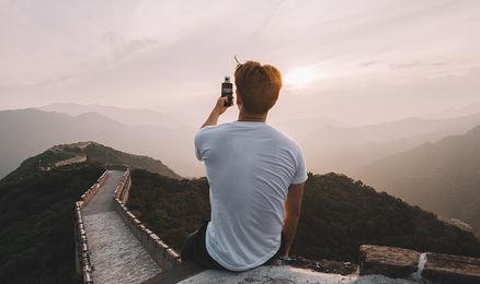 Prisijunk prie Kastu kelionės į Kiniją!
