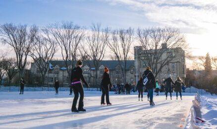 Žiemos stojimas - pradėk studijas 2022 m. vasarį!
