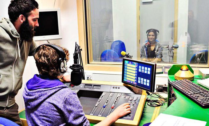 University of Gloucestershire Media Centre