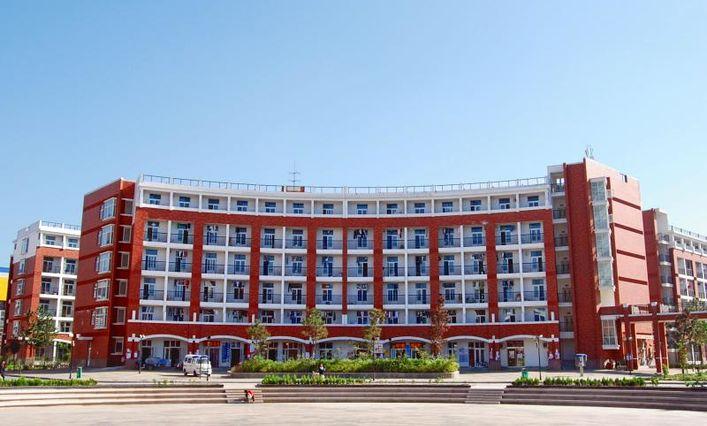 Zhengzhou University dormitory building