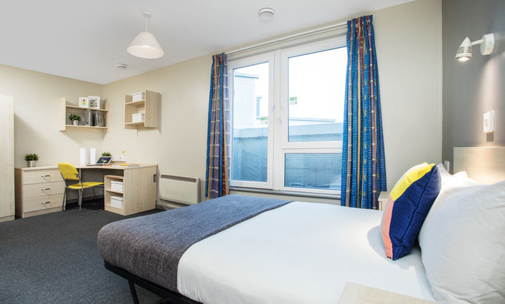 De Monford University student accomodation