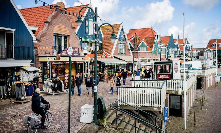 Volendam miestas
