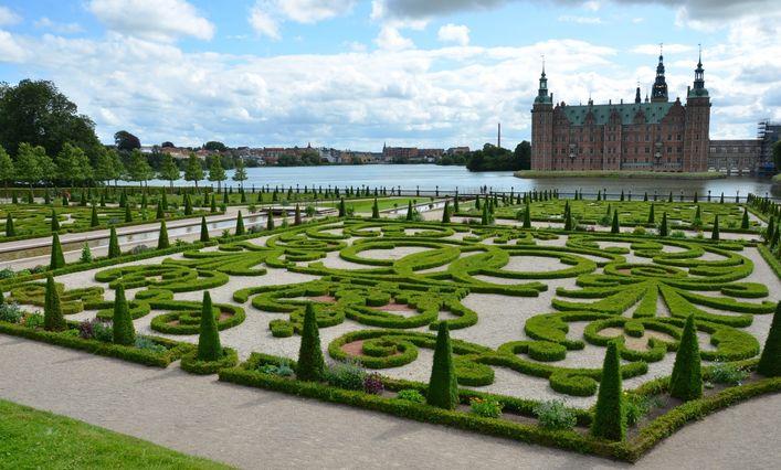 Frederiksborgo pilis