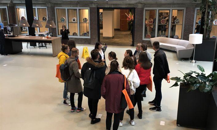 Ekskursijos, kurias veda studentai